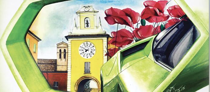 Fiera di Maggio a Sant'Agata Bolognese 2019